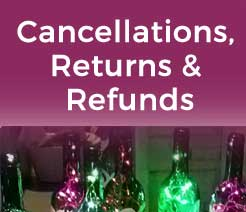 Cancellations, Returns & Refunds