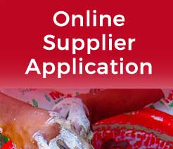 Online Supplier Application