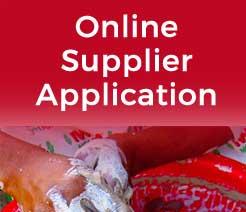 Online Supplier Application