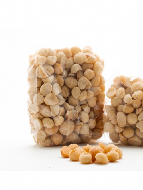 Macadamia Nuts Salted, 400g