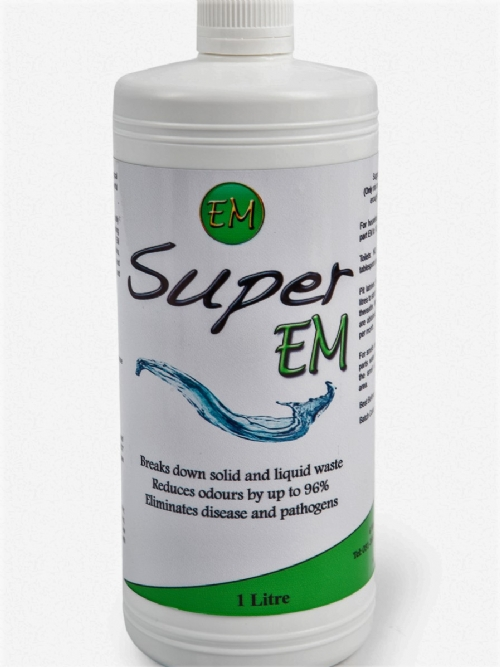 EM Super EM 1L Biological Cleaner and Odour Reducer
