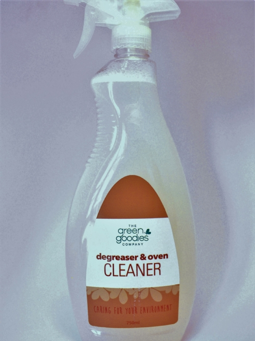 The Green Goodies Degreaser & Oven Cleaner 750ml