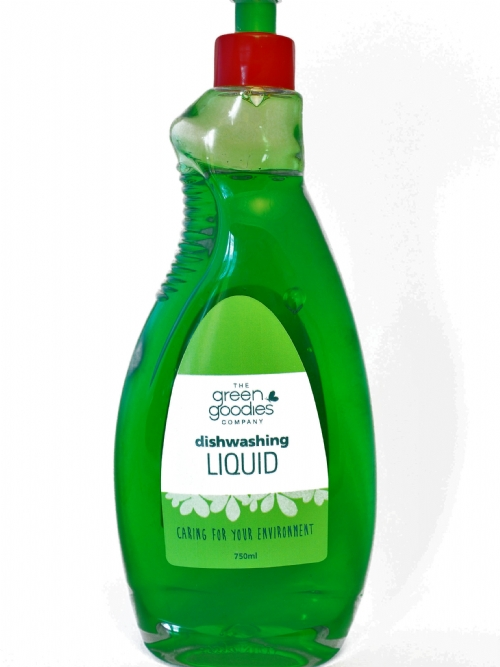 The Green Goodies Company Dishwashing Liquid 750ml