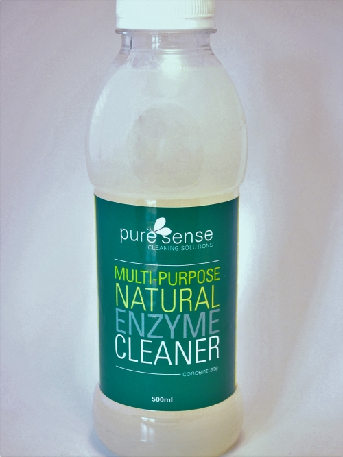Pure Sense Natural Enzyme Cleaner 500ml