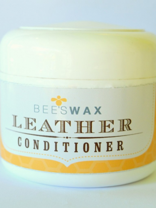 The Green Goodies Beeswax Leather Conditioner 250g