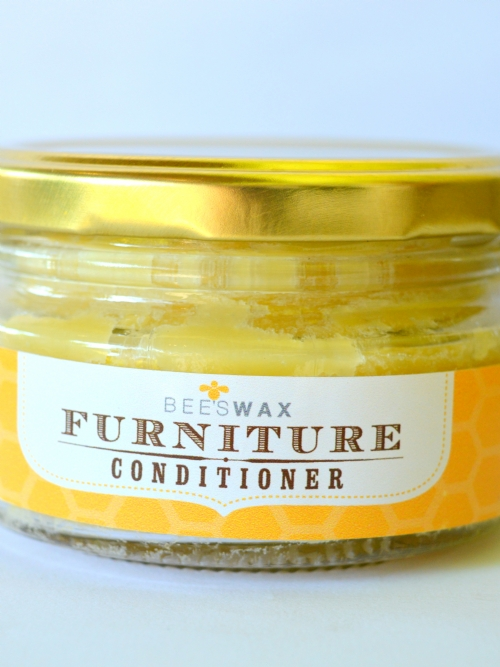 The Green Goodies Beeswax Furniture Conditioner 200g