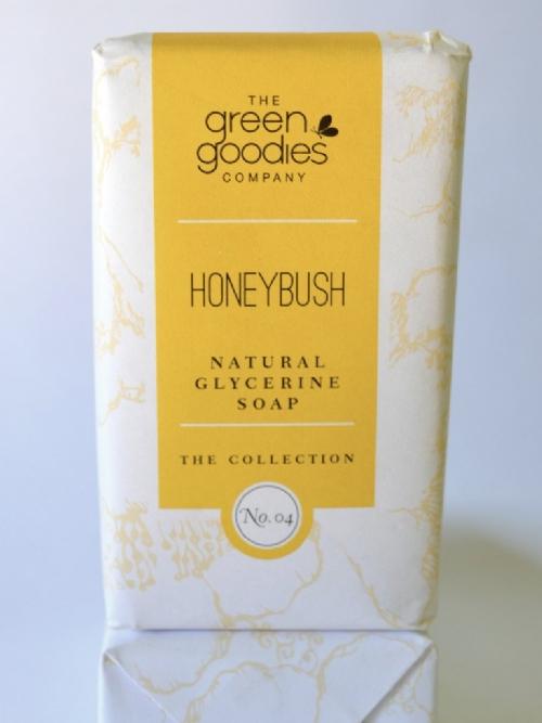 Natural Glycerine Soap Honeybush