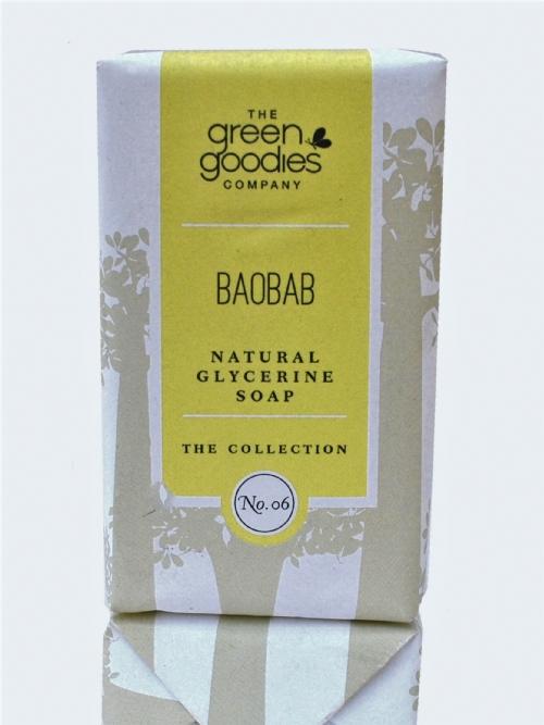 Natural Glycerine Soap Baobab