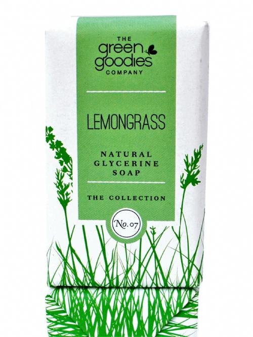 Natural Glycerine Soap Lemongrass