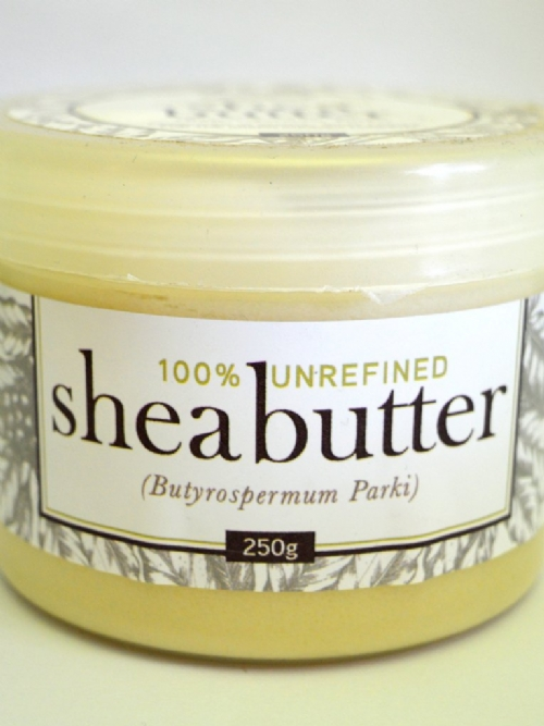 Green Goodies 100% Unrefined Shea Butter 250g