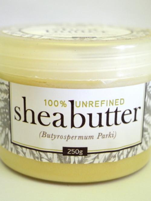 100% Unrefined Shea Butter 250g