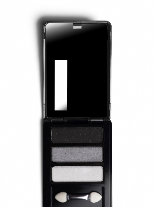 Eye Shadow Trio - Shades of Charcoal