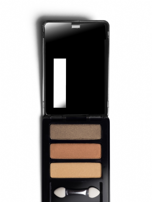Eye Shadow Trio - Shades of Brown