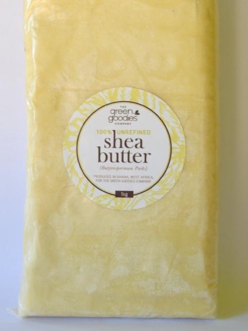 100% Unrefined Shea Butter 1kg