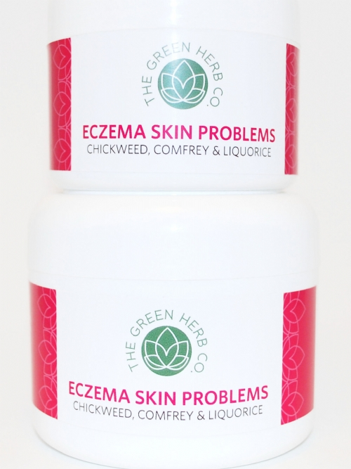 GG Green Herb Collection Eczema Cream 125ml