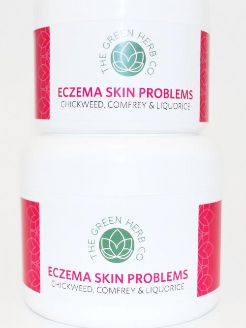 Green Herb Eczema Cream 250ml