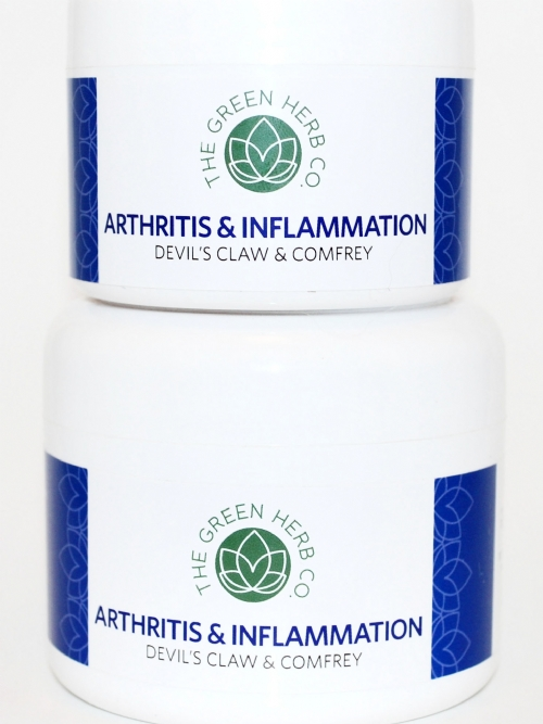 GG Green Herb Collection Arthritis and Inflammation Cream 125ml
