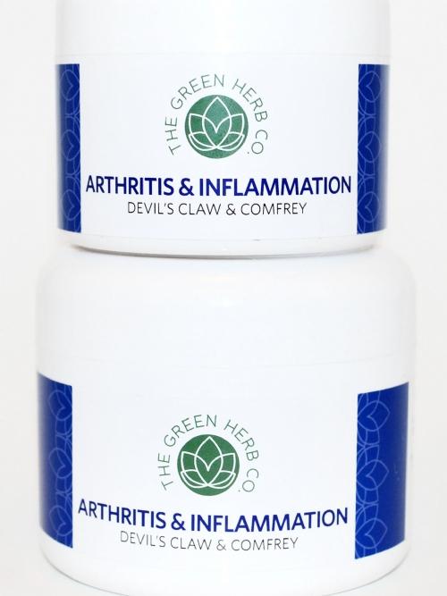 Green Herb Arthritis/Inflammation Cream 250ml
