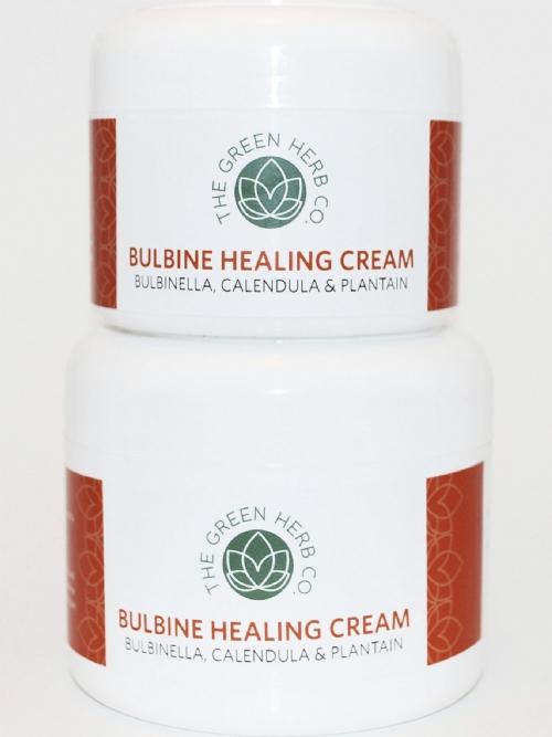 Green Herb Bulbine Healing Cream 250ml