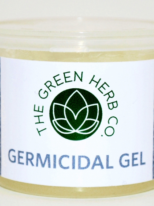 GG Green Herb Collection Germicidal Gel 50ml