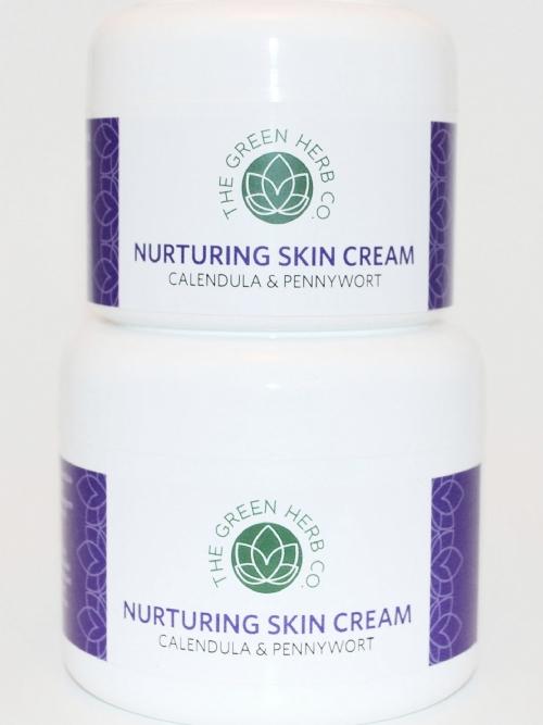 Green Herb Nurturing Skin Cream 250ml