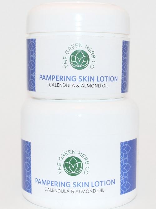 Green Herb Pampering Skin Lotion 250ml
