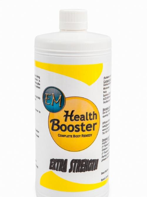 EM Health Booster Extra Strength 1L