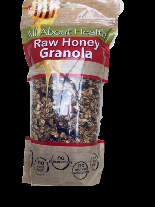 Raw Honey Granola
