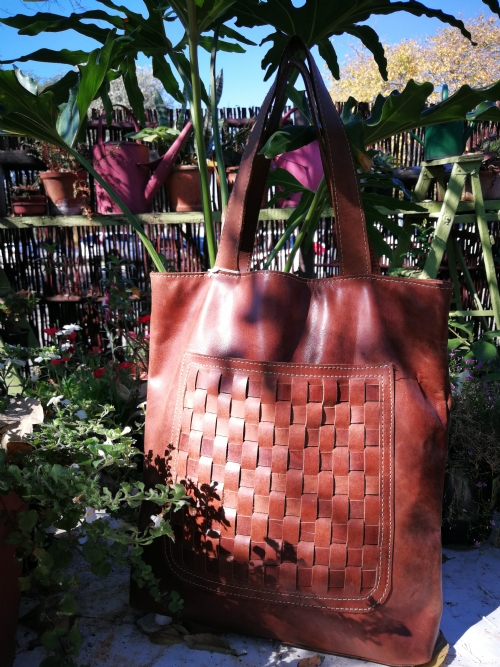 Leather Bag - Kend