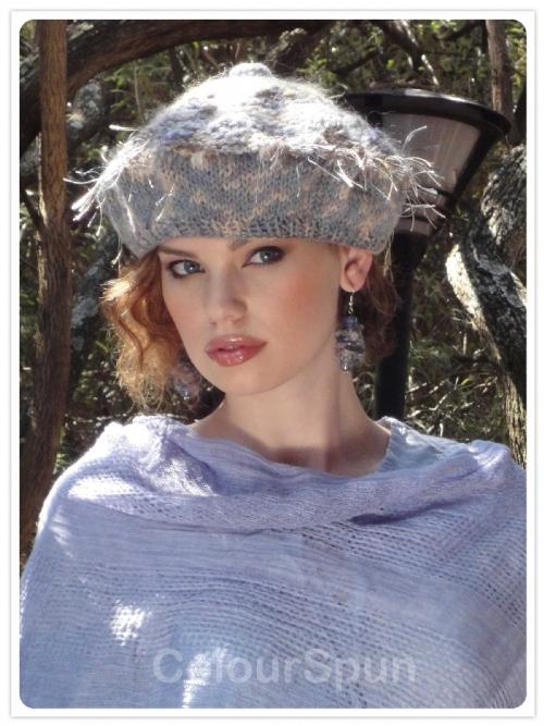 Beret - Knit