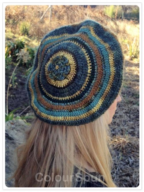 Beret - Crochet