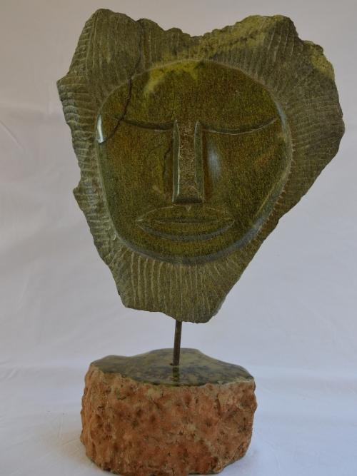 The Sun Head