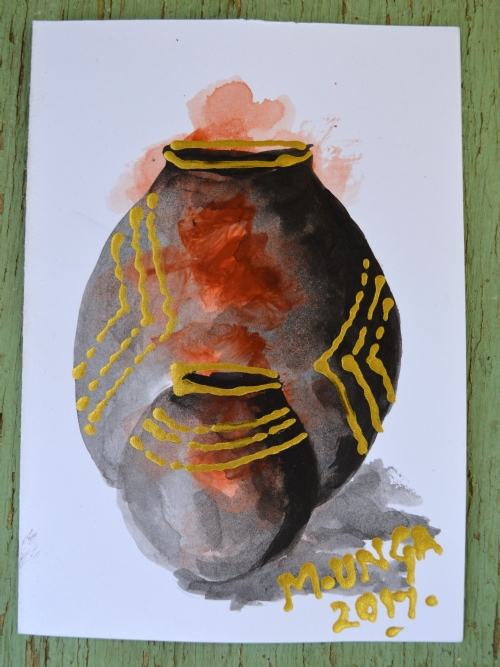 Two Calabashes 1
