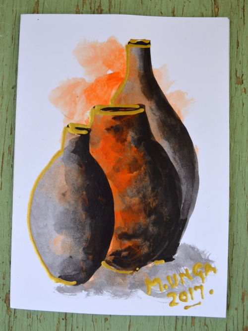 Three Calabashes 1