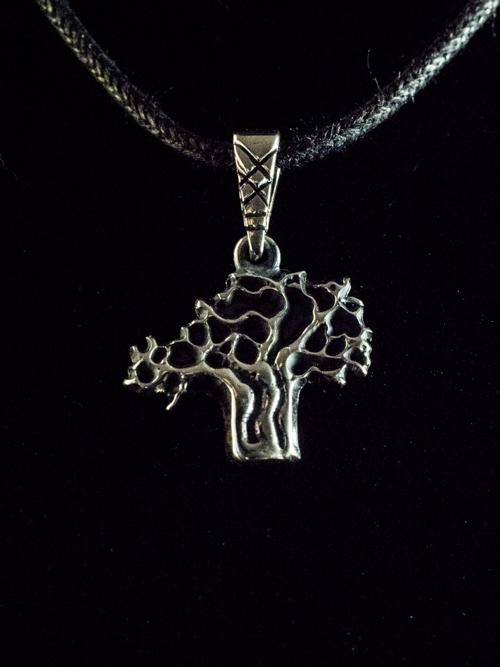 Baobab Tree Pendant