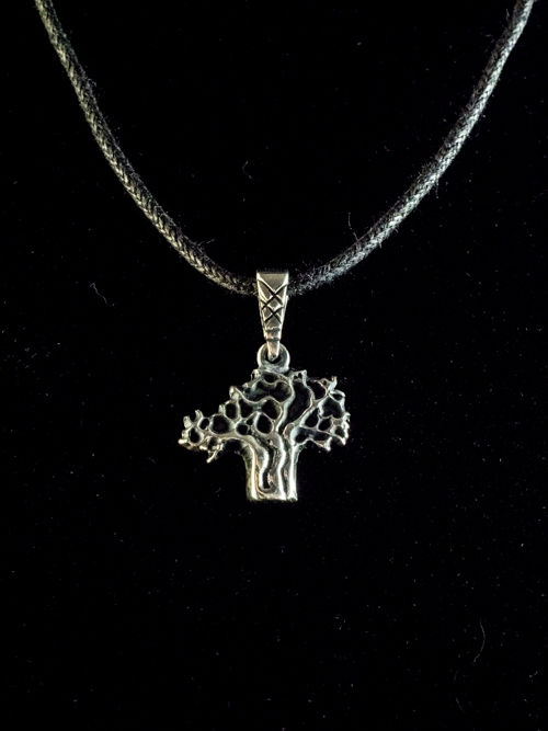 Baobab Tree Pendant - Small
