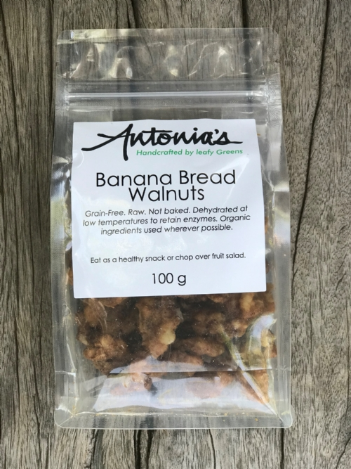 Banana Bread Walnuts 100g