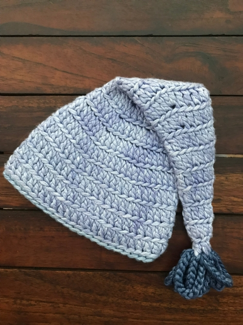 Pixie Hat (amethyst)