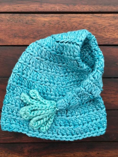 Pixie Hat (turquoise)