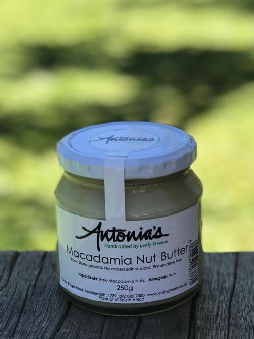 Macadamia Nut Butter 250g