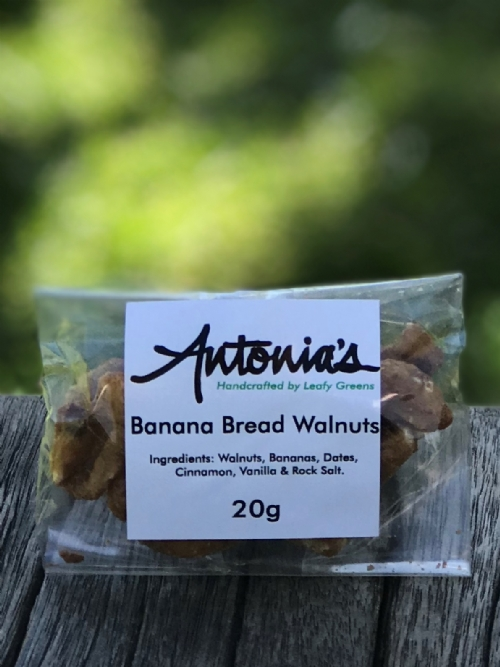 Banana Bread Walnuts Snack Pack
