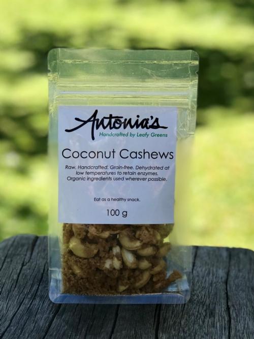 Coconut Cashews 100g