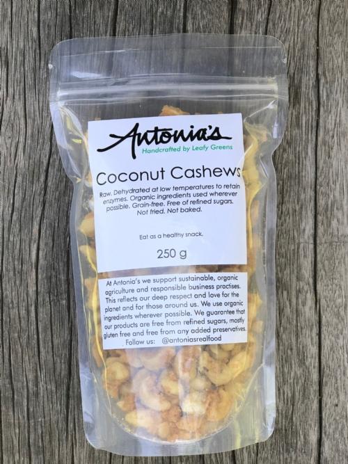 Coconut Cashews 250g