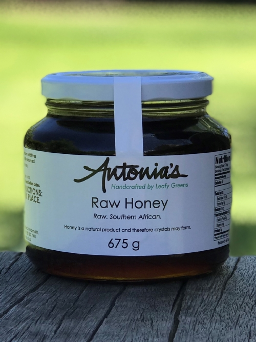 Raw Honey 675g