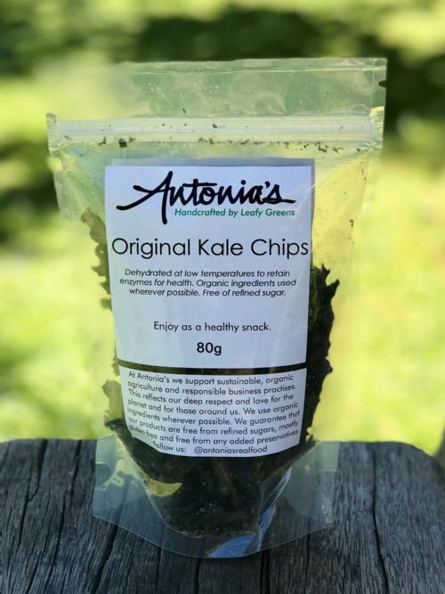 Kale Chips - Original Flavour
