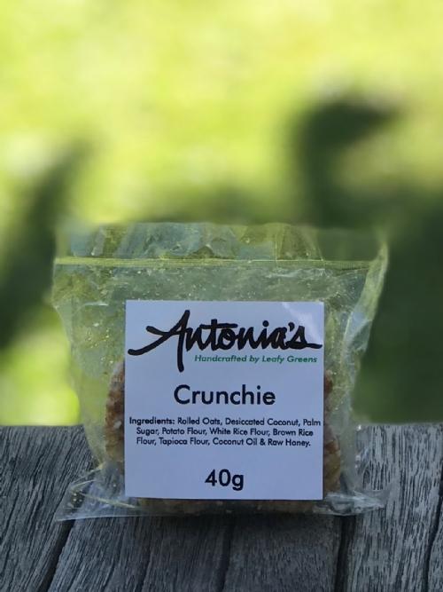 Oat Crunchie