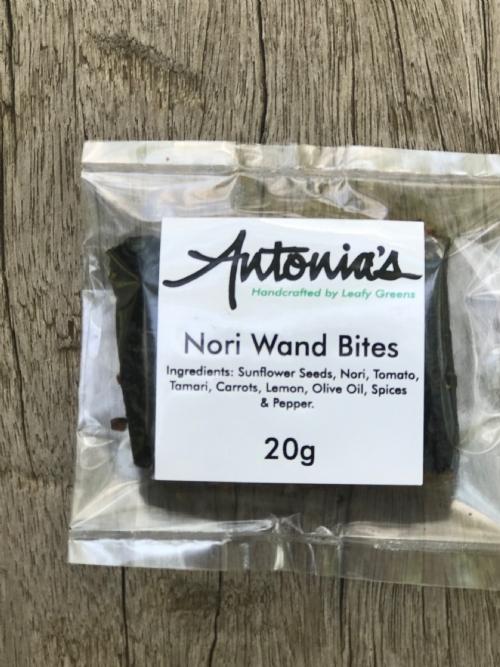 Nori Wand Bites