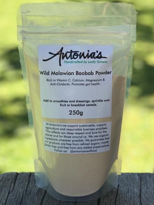 Wild Malawian Baobab Powder