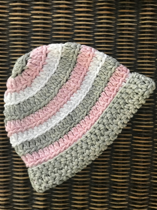 Fisherman Beanie - Bush Baby Pink