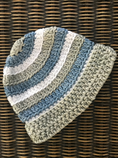 Fisherman Beanie - Bush Baby Blue
